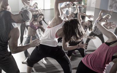 teens dance