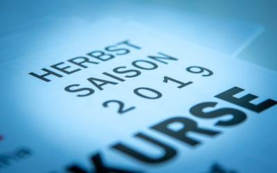 saisonstart herbst 2019
